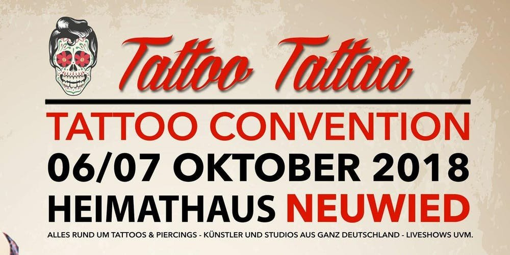 Tattoo Convention Neuwied 2018