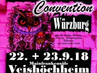 Tattoo Convention Würzburg 2018