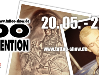 Tattoo convention Dortmund 2016